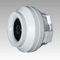Вентилятор канальный СYCLONE-EBM 100 (d=100, V=265m3/h), центробежный, пласт.корпус