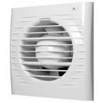 Вентилятор ЭРА 4S HТ (D=100, V=80m3/h),  датчик влажн., эл.таймер