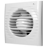 Вентилятор ЭРА 4S ЕТF (D=100, V=80m3/h), фототаймер