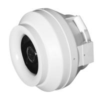 Вентилятор канальный СYCLONE-EBM 250 ( D=250, V=1100m3/h), центробежный, пласт.корпус