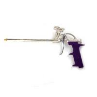 Пистолет для монтажной пены 007 (усиленная ручка, фиолетовая) 1шт