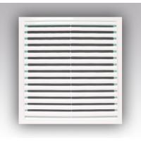 Решетка 4040РР разъемная вентиляционная 400х400