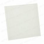Лицевая панель 100 PEGE-P, стекло сл.кость ESCUDO 160х160, Awenta
