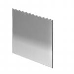 Лицевая панель 100 PTGG-M, стекло серый матовый TRAX, Awenta