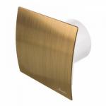 Лицевая панель 125 PEZ, золото, пластик ESCUDO, Awenta