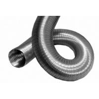 ВА 125*3,0м, Воздуховод гибкий алюминиевый гофрированный