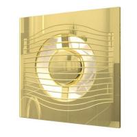 Вентилятор SLIM 4C Gold (D=100, V=90m3/h), обратный клапан