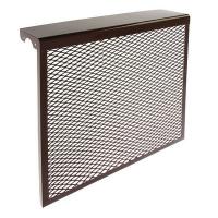 Экран на радиатор коричневый, 7 секционный, 7 ДМЭР