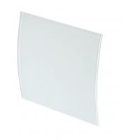 Лицевая панель 100 PEG, стекло белый ESCUDO 160х160, Awenta