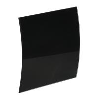 Лицевая панель 100 PEGB-P, стекло черный глянец ESCUDO 160х160, Awenta