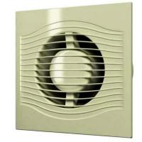 Вентилятор SLIM 4 Ivory (слон.кость) (D=100, V=90m3/h)
