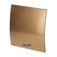 Лицевая панель 100 PEZ, золото ESCUDO, пластик, Awenta