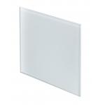 Лицевая панель 100 PTG, белый) TRAX, стекло, Awenta