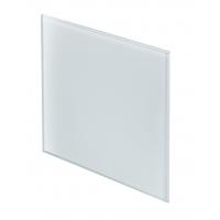 Лицевая панель 100 PTG, стекло белый TRAX, Awenta